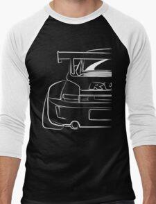 Porsche RWB Men's Baseball ¾ T-Shirt