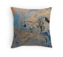 Abstract 359B Throw Pillow