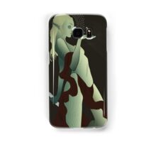 Female Elf Tarot Samsung Galaxy Case/Skin