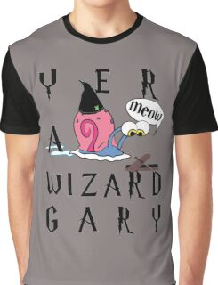 Yer A Wizard!! Graphic T-Shirt