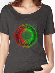No Crime - 4.20 Women's Relaxed Fit T-Shirt