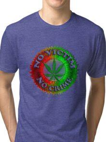 No Crime - 4.20 Tri-blend T-Shirt