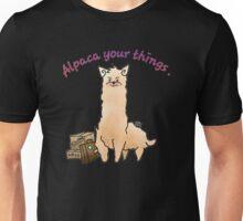 Alpaca Your Things Unisex T-Shirt