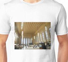 Historic 30th Street Train Station, Philadelphia Unisex T-Shirt