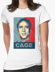 CAGE 2016 Womens Fitted T-Shirt