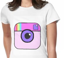 Patel IG logo Womens Fitted T-Shirt
