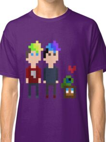 Pixel Jack, Mark and Friends Classic T-Shirt