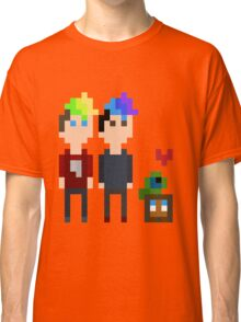 Pixel Jack, Mark and Friends Classic T-Shirt