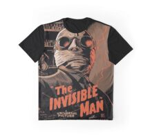 Invisible man Graphic T-Shirt