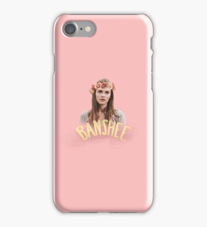 Banshee - Lydia Martin iPhone Case/Skin