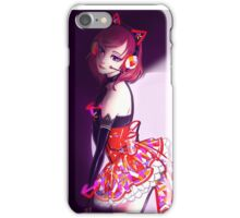 LOVE LIVE cyber maki iPhone Case/Skin