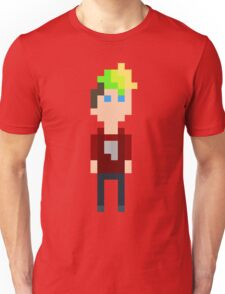 Pixel Jack Unisex T-Shirt