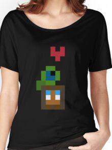 Pixel Best Friends Women's Relaxed Fit T-Shirt
