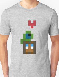 Pixel Best Friends Unisex T-Shirt