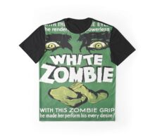 White zombie Graphic T-Shirt