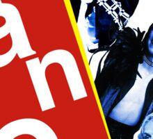 Brian Eno Poster Sticker