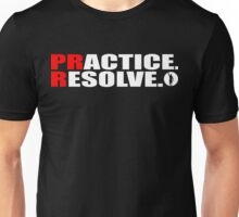 PR Tees - Practice Resolve Unisex T-Shirt