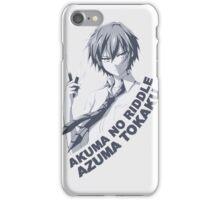 Azuma Tokaku Tri-Color iPhone Case/Skin