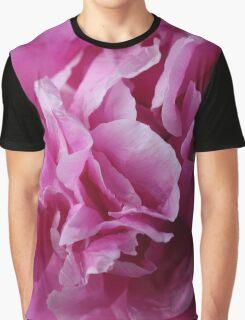 Pink Peony Graphic T-Shirt