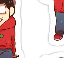 Osomatsu-san : Oso chibi (1) Sticker
