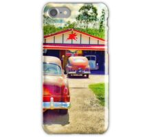 THE WORK SHED iPhone Case/Skin