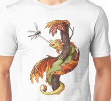 Maple Leaf Dragon Unisex T-Shirt