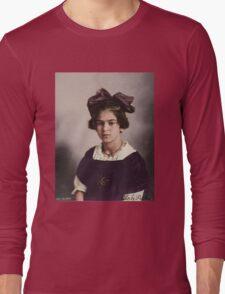 Frida Kahlo Age 12 Long Sleeve T-Shirt
