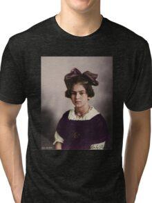 Frida Kahlo Age 12 Tri-blend T-Shirt