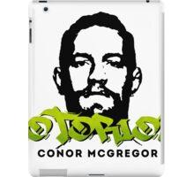 Conor McGregor Graffiti 04 iPad Case/Skin
