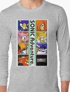 SONIC Adventure Long Sleeve T-Shirt