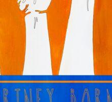 Courtney Barnett Poster Sticker