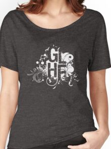 GLHF Grunge model 1 Women's Relaxed Fit T-Shirt