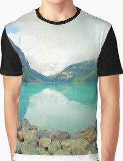 Lake Louise, Alberta, 1993 Graphic T-Shirt