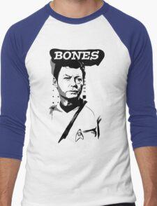 Doctor Bones McCoy - Star Trek TOS Men's Baseball ¾ T-Shirt