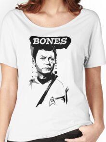 Doctor Bones McCoy - Star Trek TOS Women's Relaxed Fit T-Shirt