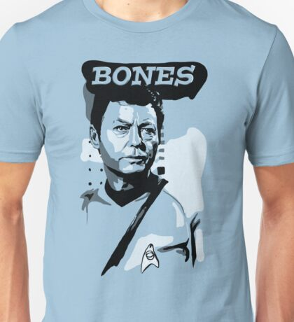 Doctor Bones McCoy - Star Trek TOS Unisex T-Shirt