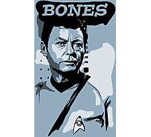 Doctor Bones McCoy - Star Trek TOS Photographic Print