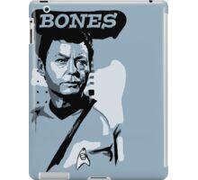 Doctor Bones McCoy - Star Trek TOS iPad Case/Skin