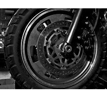 Rotor Photographic Print