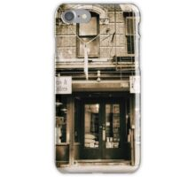 McNulty Coffee and Tea iPhone Case/Skin