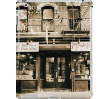 McNulty Coffee and Tea iPad Case/Skin