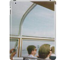 Window Seat iPad Case/Skin