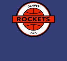 DEFUNCT - DENVER ROCKETS Unisex T-Shirt