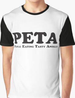 peta Graphic T-Shirt