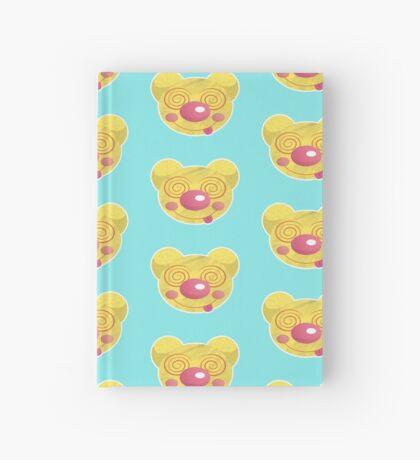Crinkled Bear Hardcover Journal