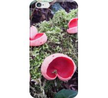 Scarlet Elf Cups iPhone Case/Skin