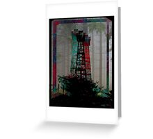Tri-Color Lookout Greeting Card