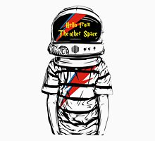 hello from the other space Unisex T-Shirt