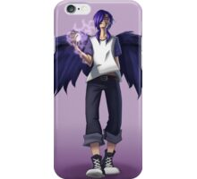 Lucifer - The Devil Is a Part Timer iPhone Case/Skin