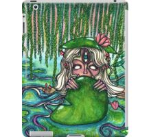 Swamp Goddess iPad Case/Skin